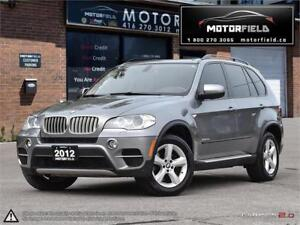2012 BMW X5 xDrive35d Premium *ACCIDENT FREE | 7 PASS | LOADED*