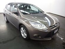 2012 Ford Focus LW MK2 Trend Grey 6 Speed Automatic Hatchback Albion Brimbank Area Preview