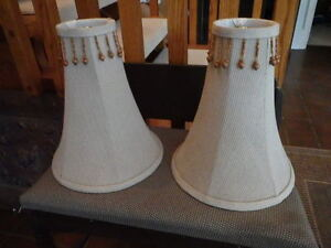 Matching Lamp Shades...price is for both together