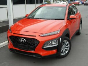 2018 Hyundai Kona OS.2 MY19 Go 2WD Tangerine Orange 6 Speed Sports Automatic Wagon North Lakes Pine Rivers Area Preview