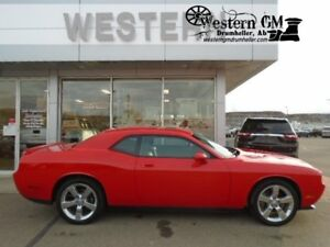 2009 Dodge Challenger R/T 5.7L HEMI Heated Leather Sunroof R/Sta