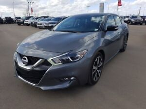 2017 Nissan Maxima SV $26888 Accident Free,  Leather,  Heated Se