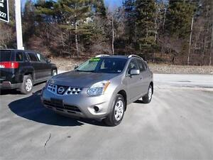 2012 NISSAN ROGUE AWD...LOADED!! BLUETOOTH CONNECTIVITY & MORE!!