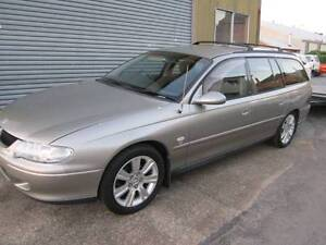 2001 VX COMMODORE ACCLAIM V6 WAGON Maitland Maitland Area Preview