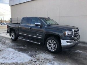 2018 GMC Sierra 1500 SLT 4WD CREW |REAR VISION CAMERA | SUNROOF|