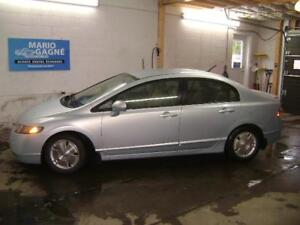 2008 Honda Civic Hybride