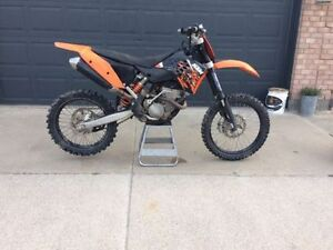 2009 KTM 250sxf London Ontario image 1
