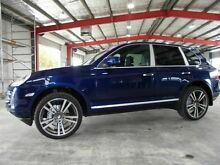 2007 Porsche Cayenne 9PA MY07 S Blue 6 Speed Sports Automatic Wagon Welshpool Canning Area Preview