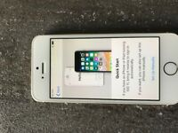 iphone 5s - 32gb unlocked can use on any network. Good condition, minor scratches, rose gold.