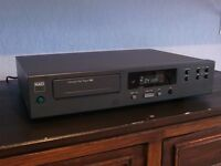 NAD 502 CD Player Boxed Near mint w/remote