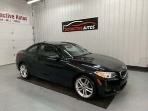 2017 BMW 2 Series 230i xDrive M PACKAGE/NAVIGATION/B.CAM/ROOF