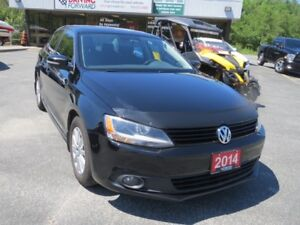 2014 Volkswagen City Jetta 2.0L Comfortline 6AT Tiptronic