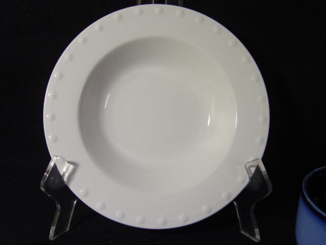 "2 ONEIDA KATHERINE 9"" RIMMED SOUP BOWLS EXCELLENT COMBINE SHIP TO SAVE YOU $$$$"