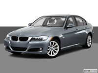 IF YOUR LEASE IS UP - WANTED 2010-2012 BMW 3-Series Sedan/WAGON