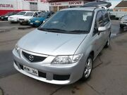 2003 Mazda Premacy Silver 5 Speed Manual Hatchback Woodville Park Charles Sturt Area Preview
