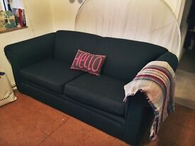 Classic green sofa for sale!