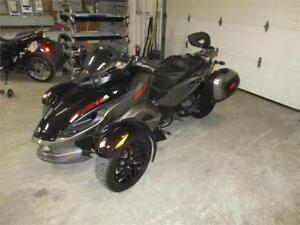 2011 Can Am Spyder RS-S, SM5