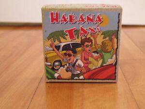 Jeu de société Habana Taxi