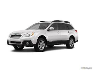 2013/2014 Outback Touring, Manual