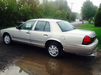 2008 Mercury Grand Marquis LS Ultimate Berline
