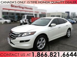 2011 Honda Accord Crosstour EX-L, NO ACCIDENTS, ALL WEATHER MATS