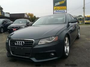 2011 Audi A4 2.0T Quattro Premium/EXCELLENT CONDITION! LOW KM! 2
