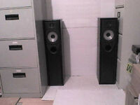 100W Mission 733 Stereo Speakers