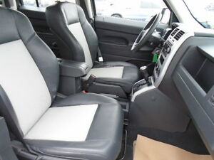 2008 JEEP PATRIOT SPORT-LEATHER--ONE OWNER---106,000KM Edmonton Edmonton Area image 3