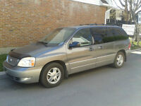 *IMMPECABLE**2005 FORD FREESTAR SEL-TOP MODEL-7 PASSENGER-A1 ++