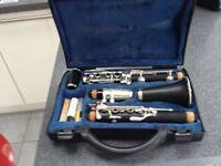 Clarinet Buffet B12 £120