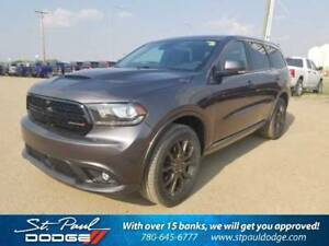 2018 Dodge Durango GT sunroof/backup camera/heated seats