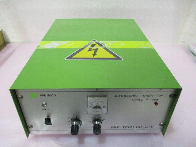 Pre-Tech Co., PT-06B, Ultrasonic Generator, 200V. 422995