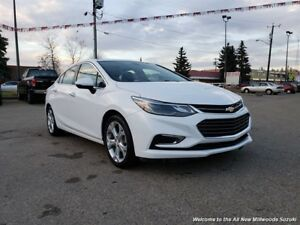 2017 Chevrolet Cruze Premier-ACCIDENT FREE-LOW MONTHLY PAYMENTS!