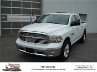 2014 Ram 1500 Big Horn Crew |Tow Package| Auto 4x4 on Dash