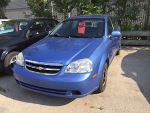 2004 CHEVROLET OPTRA -FRESH SAFETY- ONLY $2999