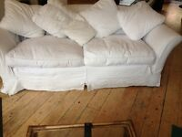 3 seater Sofa. All covers removable and washable Very Comfy Sofa