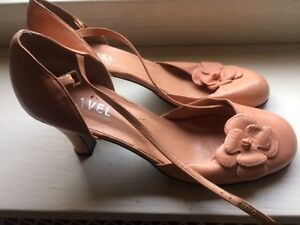Ravel Brand - Peach Semi-Heeled Shoes