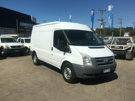 2010 Ford Transit VM MY08 Mid (MWB) 6 Speed Manual Van