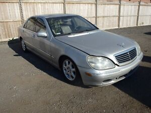 MERCEDES BENZ S CLASS (2000/2006 FOR PARTS ONLY)