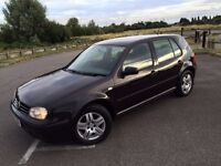 PD Match 5dr,ONE OWNER FROM NEW,NEW MOT,FULL SERVICE HISTORY,HPI CLEAR Volkswagen Golf 1.9 TDI