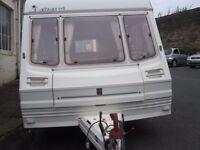 Abbey Cabaret Five Berth Touring Caravan
