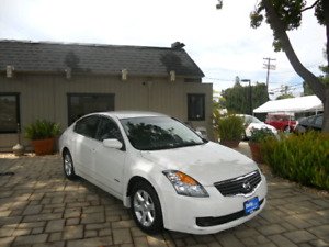 2009 Altima 2.5 SL - part out - pearl white