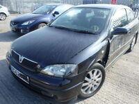 Vauxhall Astra 1.8 Bonnet In Black Colour (2003)