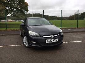 VAUXHALL ASTRA 1.7 CDTI ENERGY 2013 *LOW MILES, CLEAN CAR, FSH*