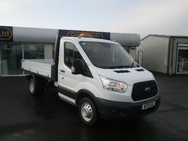 eda3094cd6 Ford Transit 2.2TDCi ( 125PS ) ( EU5 ) ( RWD ) 350 L2H1 TIPPER