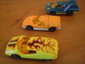 3 Matchbox 1971 to 1975 Toy Cars