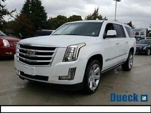 2016 Cadillac Escalade ESV Premium (Clearance Sale) New