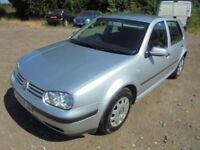 Volkswagen Golf 1.4 S (grey) 2001