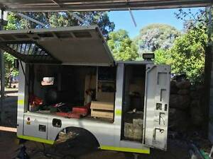 Tradie ute/trailer ex-Telecom box Mundaring Mundaring Area Preview