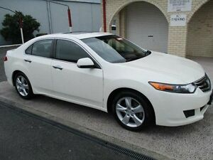 2010 Honda Accord 10 Euro Pearl White 5 Speed Automatic Sedan South Nowra Nowra-Bomaderry Preview